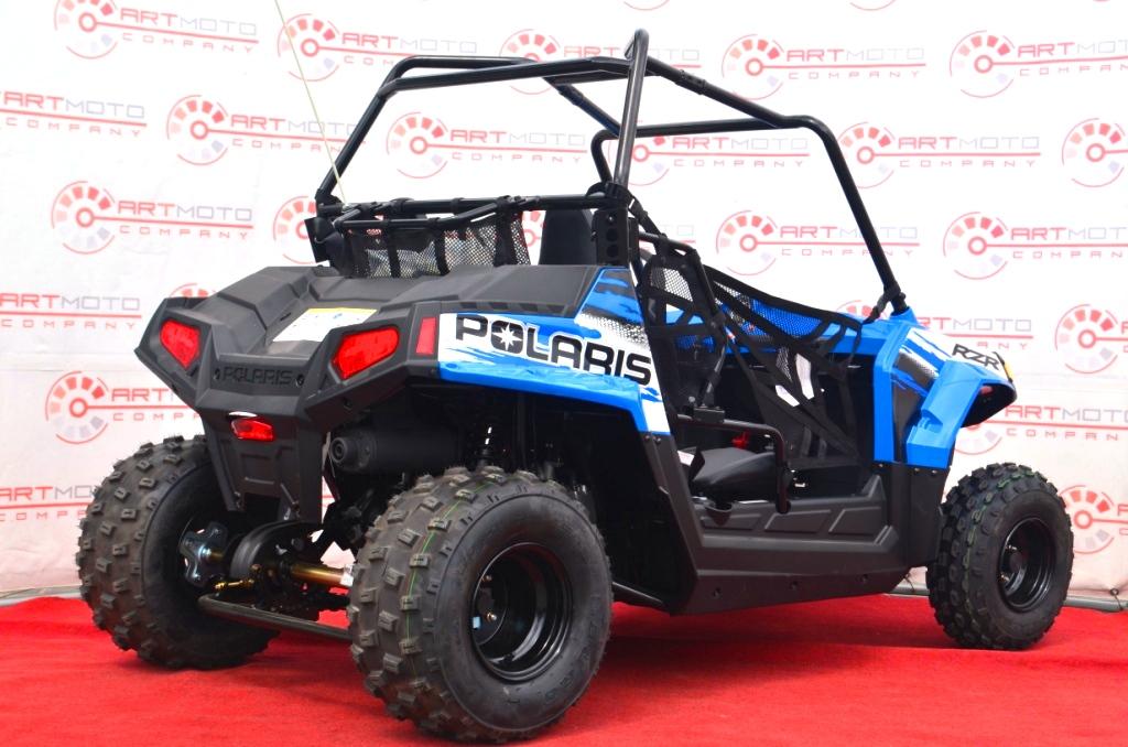 ДЕТСКИЙ БАГГИ POLARIS RZR 170 EFI ― Артмото - купить квадроцикл в украине и харькове, мотоцикл, снегоход, скутер, мопед, электромобиль