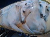 МОТОЦИКЛ CUSTOM CULTURE WILD HORSES