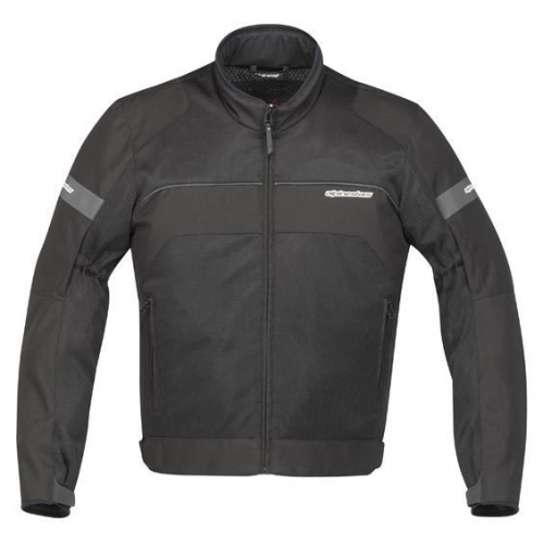 Мотокуртка Alpinestars Xenon Air Black  Артмото - купить квадроцикл в украине и харькове, мотоцикл, снегоход, скутер, мопед, электромобиль