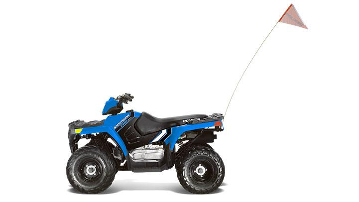 ДЕТСКИЙ КВАДРОЦИКЛ POLARIS SPORTSMAN 110 Velocity Blue  Артмото - купить квадроцикл в украине и харькове, мотоцикл, снегоход, скутер, мопед, электромобиль