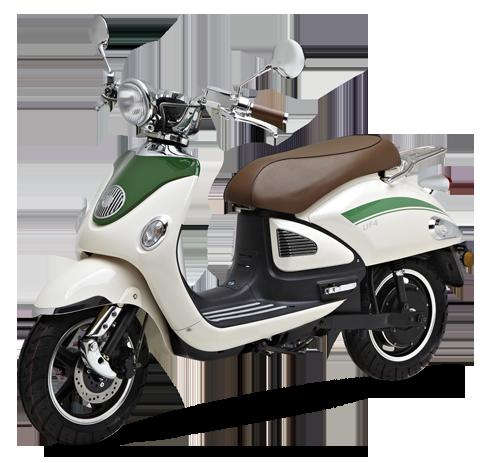 ЭЛЕКТРОСКУТЕР UGBEST UF4 72V30Ah LI-ION  Артмото - купить квадроцикл в украине и харькове, мотоцикл, снегоход, скутер, мопед, электромобиль