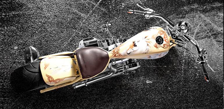 МОТОЦИКЛ CUSTOM CULTURE WILD HORSES  Артмото - купить квадроцикл в украине и харькове, мотоцикл, снегоход, скутер, мопед, электромобиль