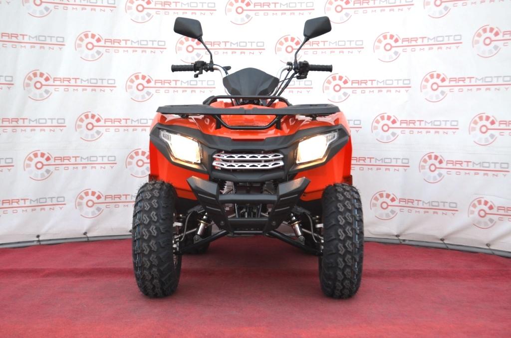 КВАДРОЦИКЛ LONCIN LX200ATV-U ― Артмото - купить квадроцикл в украине и харькове, мотоцикл, снегоход, скутер, мопед, электромобиль