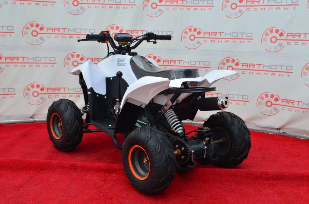 ДЕТСКИЙ КВАДРОЦИКЛ SPORT ENERGY N-1 110 ― Артмото - купить квадроцикл в украине и харькове, мотоцикл, снегоход, скутер, мопед, электромобиль