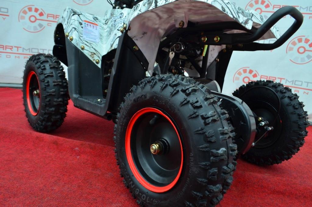ЭЛЕКТРОКВАДРОЦИКЛ SPORT ENERGY N-1 800W ― Артмото - купить квадроцикл в украине и харькове, мотоцикл, снегоход, скутер, мопед, электромобиль