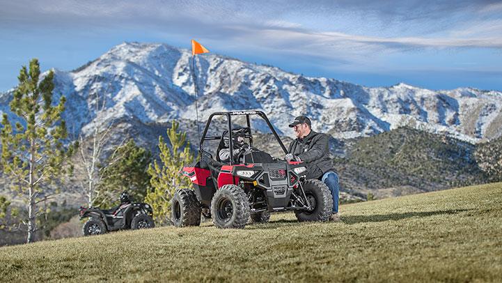 ДЕТСКИЙ БАГГИ POLARIS ACE 150 EFI ― Артмото - купить квадроцикл в украине и харькове, мотоцикл, снегоход, скутер, мопед, электромобиль