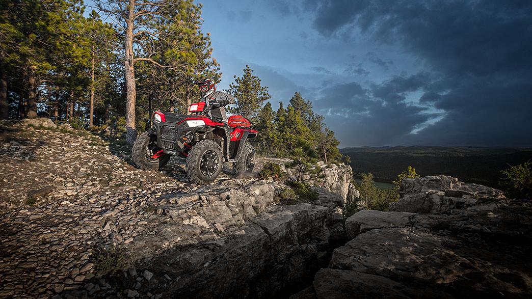 КВАДРОЦИКЛ POLARIS SPORTSMAN XP 1000 EPS ― Артмото - купить квадроцикл в украине и харькове, мотоцикл, снегоход, скутер, мопед, электромобиль