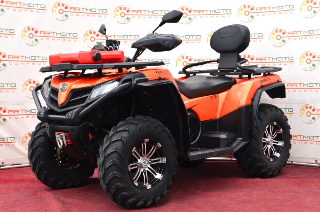 КВАДРОЦИКЛ CFMOTO CFORCE 450L EPS б.у  Артмото - купить квадроцикл в украине и харькове, мотоцикл, снегоход, скутер, мопед, электромобиль
