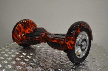 ГИРОБОРД SMARTWAY BW-S10 Flame red