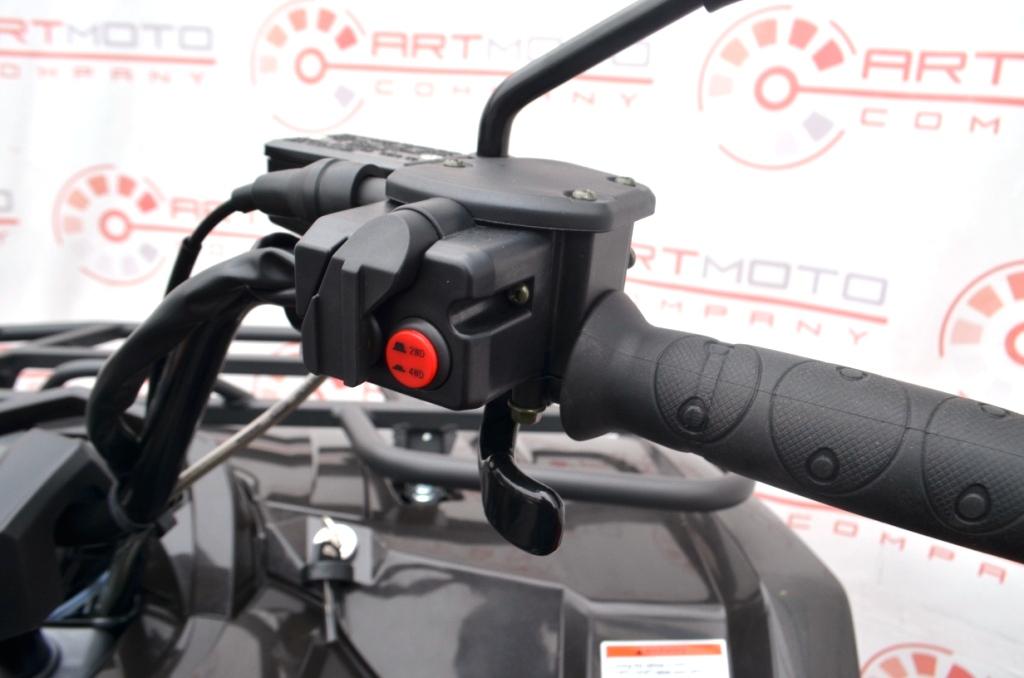 КВАДРОЦИКЛ CFMOTO CFORCE 450L BASE ― Артмото - купить квадроцикл в украине и харькове, мотоцикл, снегоход, скутер, мопед, электромобиль