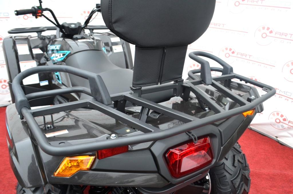 КВАДРОЦИКЛ CFMOTO CFORCE 450L BASE  Артмото - купить квадроцикл в украине и харькове, мотоцикл, снегоход, скутер, мопед, электромобиль