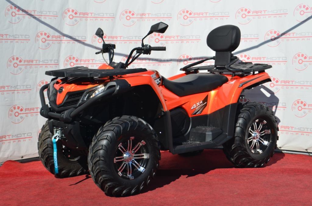 КВАДРОЦИКЛ CFMOTO CFORCE 450L EPS ― Артмото - купить квадроцикл в украине и харькове, мотоцикл, снегоход, скутер, мопед, электромобиль