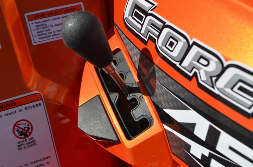 КВАДРОЦИКЛ CFMOTO CFORCE 450L EPS  Артмото - купить квадроцикл в украине и харькове, мотоцикл, снегоход, скутер, мопед, электромобиль