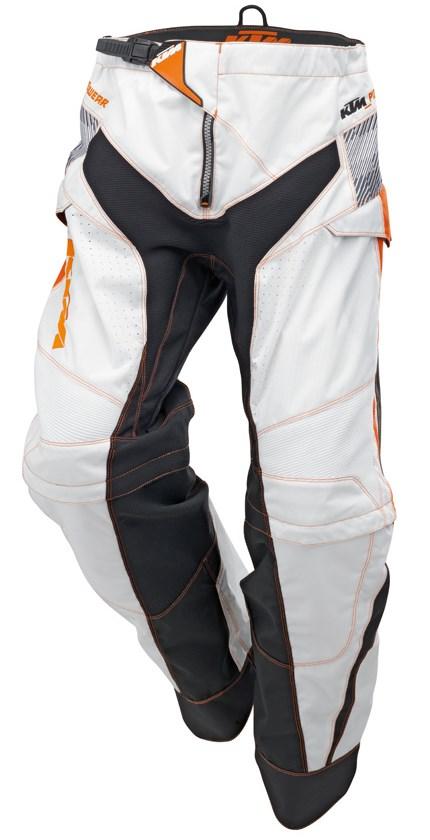 Мотоштаны KTM X-Trreme Pants White  Артмото - купить квадроцикл в украине и харькове, мотоцикл, снегоход, скутер, мопед, электромобиль