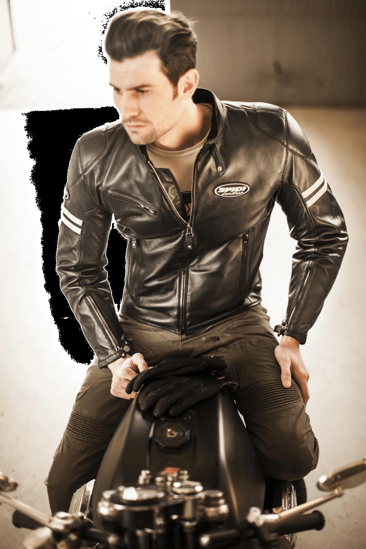 Мотокуртка Spidi Ace Leather Jacket  Артмото - купить квадроцикл в украине и харькове, мотоцикл, снегоход, скутер, мопед, электромобиль
