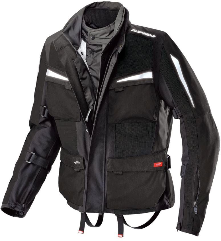 Мотокуртка Spidi Netforse H2OUT  Артмото - купить квадроцикл в украине и харькове, мотоцикл, снегоход, скутер, мопед, электромобиль