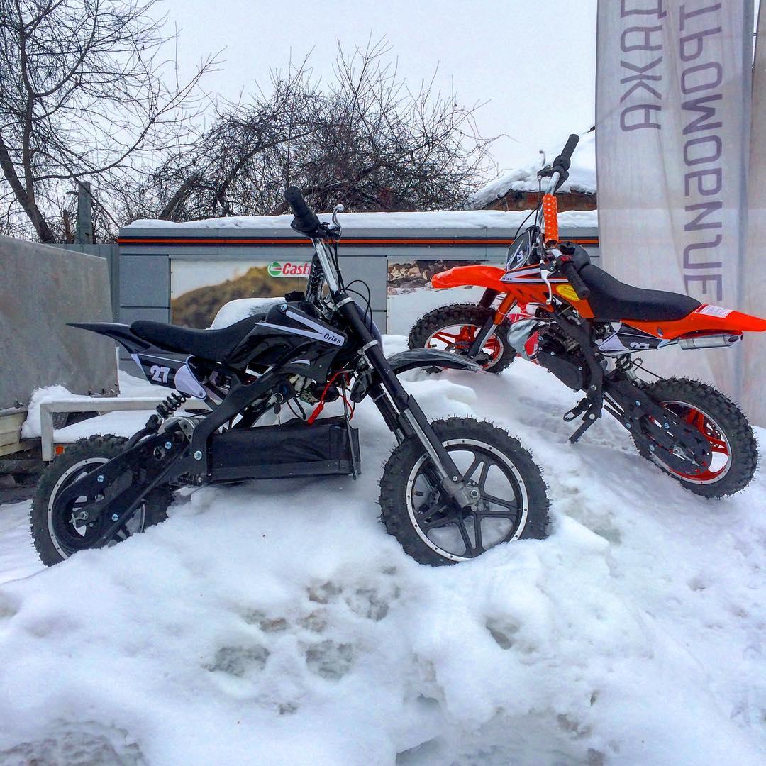 Детский мотоцикл в Артмото