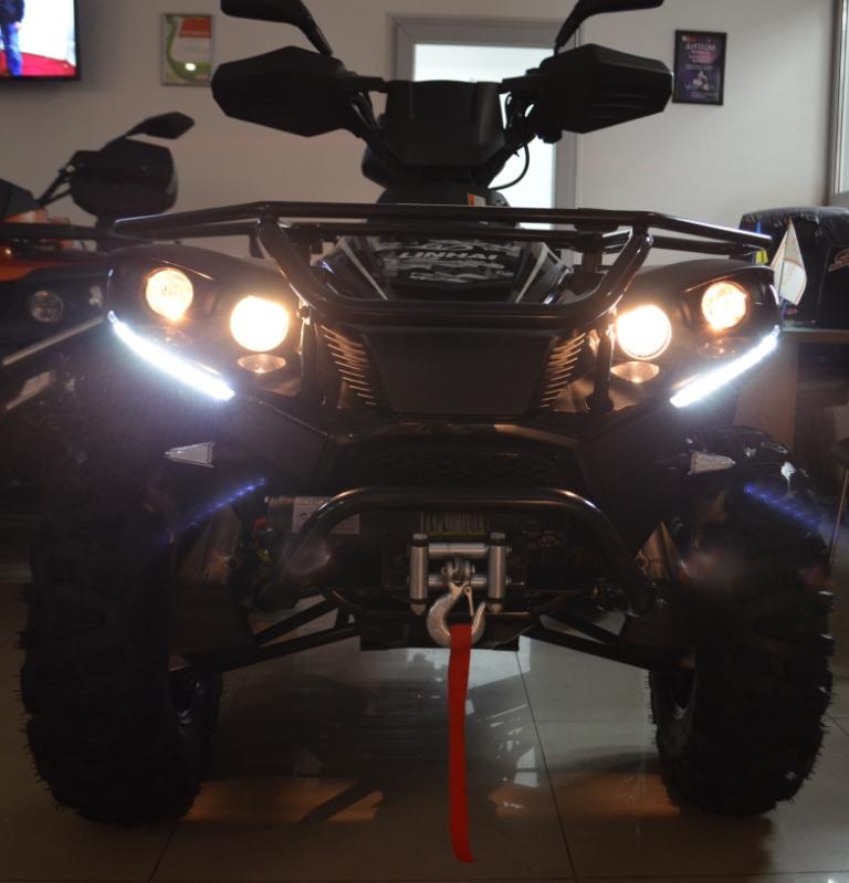 Комплект LED ламп PHILIPS H4  Артмото - купить квадроцикл в украине и харькове, мотоцикл, снегоход, скутер, мопед, электромобиль