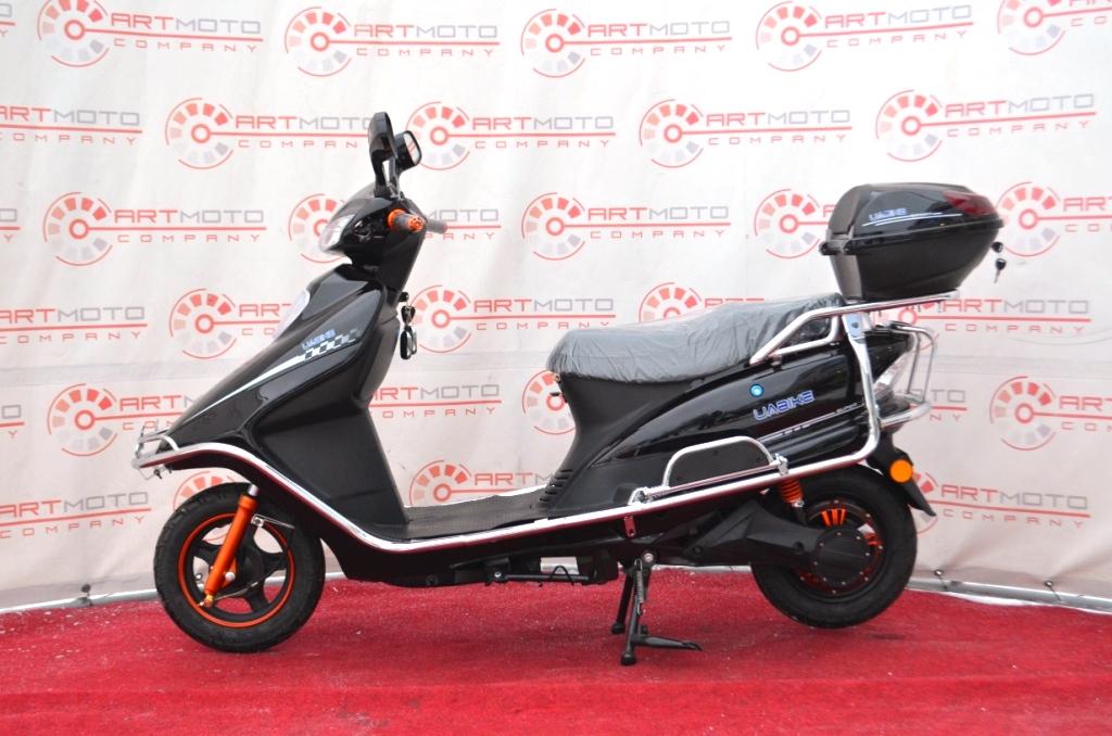 ЭЛЕКТРОСКУТЕР UABIKE GLORIA 3000 ― Артмото - купить квадроцикл в украине и харькове, мотоцикл, снегоход, скутер, мопед, электромобиль