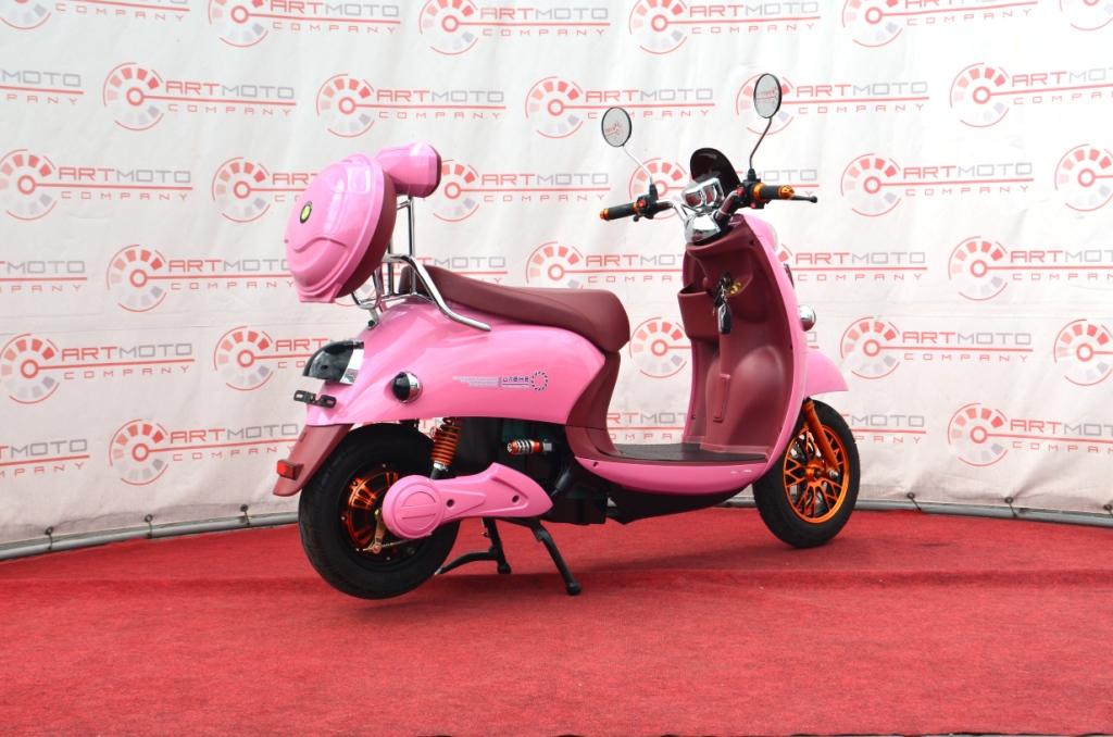 ЭЛЕКТРОСКУТЕР UABIKE SUN 1000 ― Артмото - купить квадроцикл в украине и харькове, мотоцикл, снегоход, скутер, мопед, электромобиль
