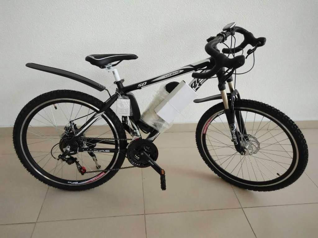 ЭЛЕКТРОВЕЛОСИПЕД UABIKE RACING BULL A26 ― Артмото - купить квадроцикл в украине и харькове, мотоцикл, снегоход, скутер, мопед, электромобиль