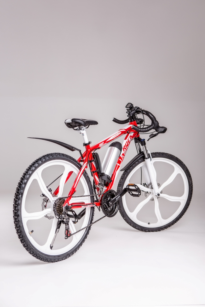 ЭЛЕКТРОВЕЛОСИПЕД UABIKE STAR A26 ― Артмото - купить квадроцикл в украине и харькове, мотоцикл, снегоход, скутер, мопед, электромобиль