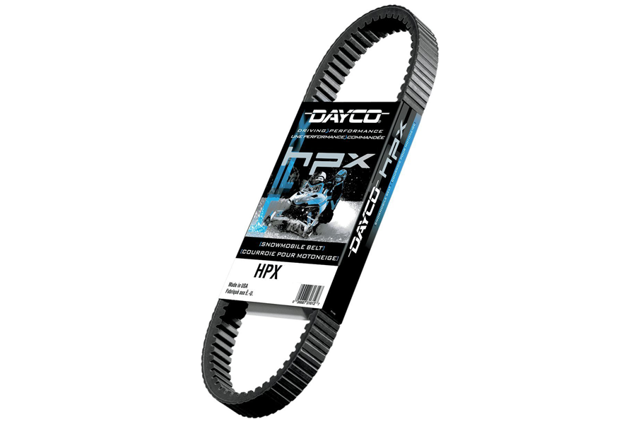 Ремень вариатора DAYCO HPX5009 ― Артмото - купить квадроцикл в украине и харькове, мотоцикл, снегоход, скутер, мопед, электромобиль