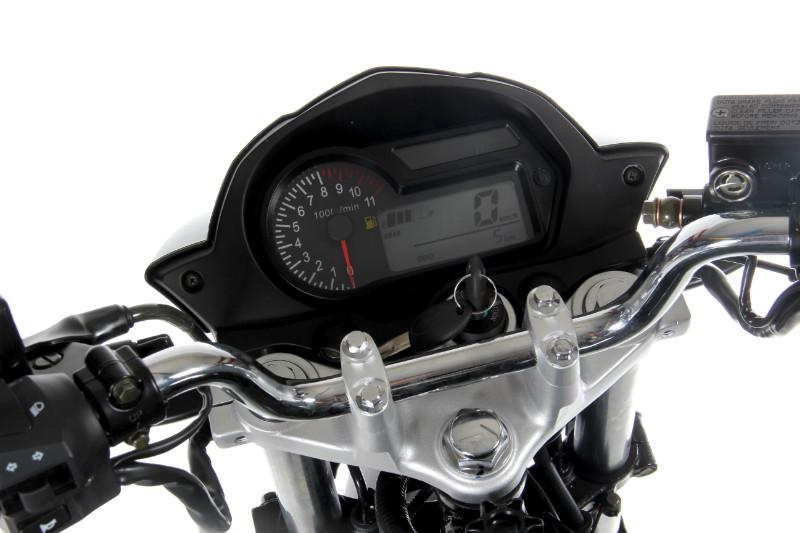 МОТОЦИКЛ LIFAN LF250-3A Black Gloss  Артмото - купить квадроцикл в украине и харькове, мотоцикл, снегоход, скутер, мопед, электромобиль