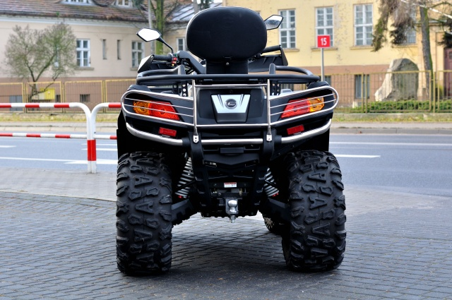 Задний бампер/ кенгурятник CF MOTO X8 ― Артмото - купить квадроцикл в украине и харькове, мотоцикл, снегоход, скутер, мопед, электромобиль
