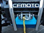 Кенгурятник/ Передний бампер CF MOTO X8