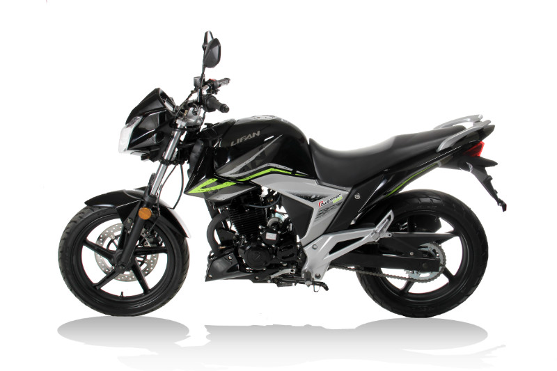 МОТОЦИКЛ LIFAN LF250-3A Black Gloss ― Артмото - купить квадроцикл в украине и харькове, мотоцикл, снегоход, скутер, мопед, электромобиль