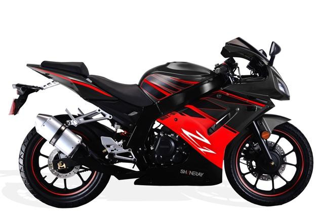 МОТОЦИКЛ SHINERAY Z1 300 ― Артмото - купить квадроцикл в украине и харькове, мотоцикл, снегоход, скутер, мопед, электромобиль