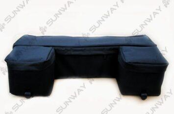 Сумка для квадроцикла Sunway 1050 черная