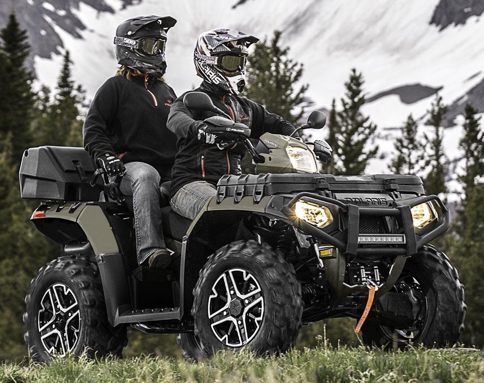Передний бампер/ кенгурятник Polaris ― Артмото - купить квадроцикл в украине и харькове, мотоцикл, снегоход, скутер, мопед, электромобиль