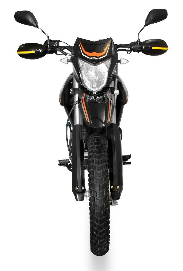 МОТОЦИКЛ SHINERAY XY 250GY-6C ENDURO Black ― Артмото - купить квадроцикл в украине и харькове, мотоцикл, снегоход, скутер, мопед, электромобиль