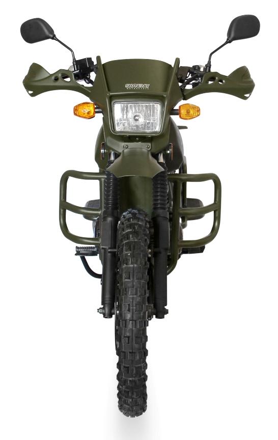 МОТОЦИКЛ SHINERAY XY 200 INTRUDER Military green ― Артмото - купить квадроцикл в украине и харькове, мотоцикл, снегоход, скутер, мопед, электромобиль