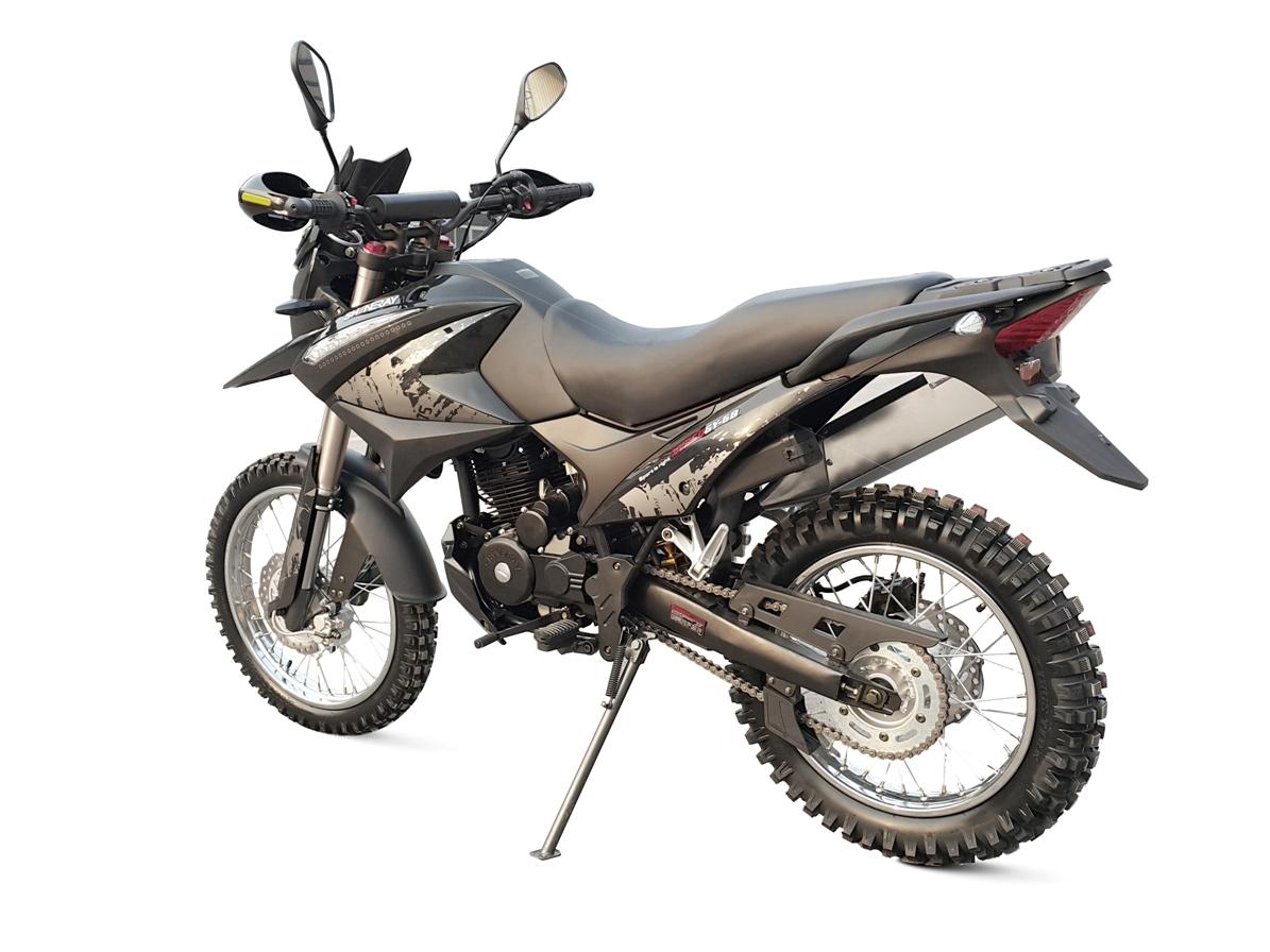 МОТОЦИКЛ SHINERAY XY 250GY-6B CROSS Black  Артмото - купить квадроцикл в украине и харькове, мотоцикл, снегоход, скутер, мопед, электромобиль