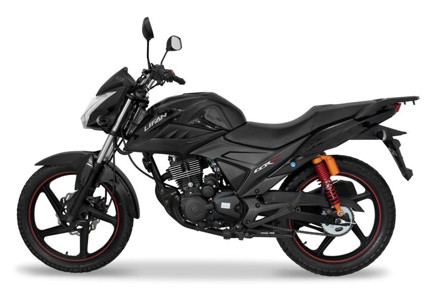 МОТОЦИКЛ LIFAN LF150-2E Black Pearl ― Артмото - купить квадроцикл в украине и харькове, мотоцикл, снегоход, скутер, мопед, электромобиль
