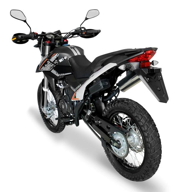 МОТОЦИКЛ SHINERAY XY 250GY-6C ENDURO Black  Артмото - купить квадроцикл в украине и харькове, мотоцикл, снегоход, скутер, мопед, электромобиль