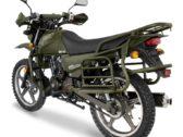 МОТОЦИКЛ SHINERAY XY 200 INTRUDER Military green