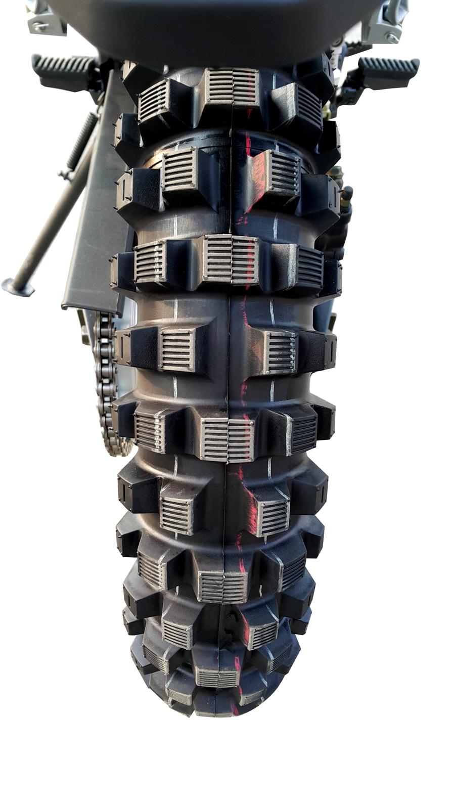 МОТОЦИКЛ SHINERAY XY 250GY-6B CROSS Black ― Артмото - купить квадроцикл в украине и харькове, мотоцикл, снегоход, скутер, мопед, электромобиль
