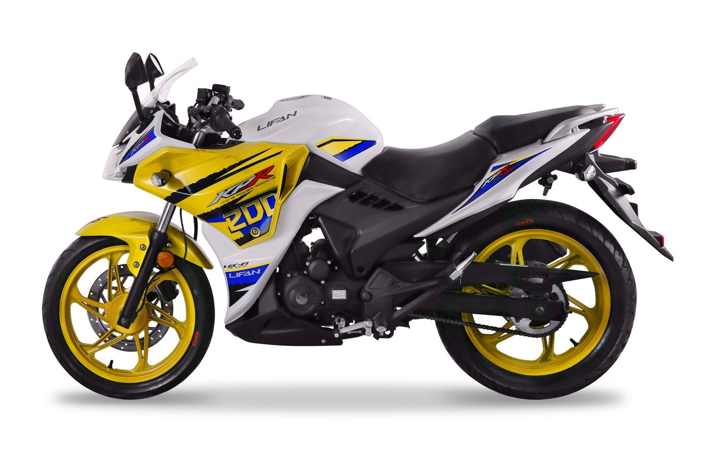 МОТОЦИКЛ LIFAN LF200-10S (KPR) TEAM EDITION  Артмото - купить квадроцикл в украине и харькове, мотоцикл, снегоход, скутер, мопед, электромобиль