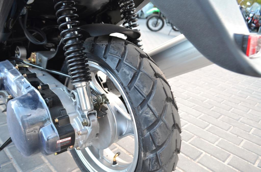 СКУТЕР YIBEN YB150T-15D Ожидается ― Артмото - купить квадроцикл в украине и харькове, мотоцикл, снегоход, скутер, мопед, электромобиль