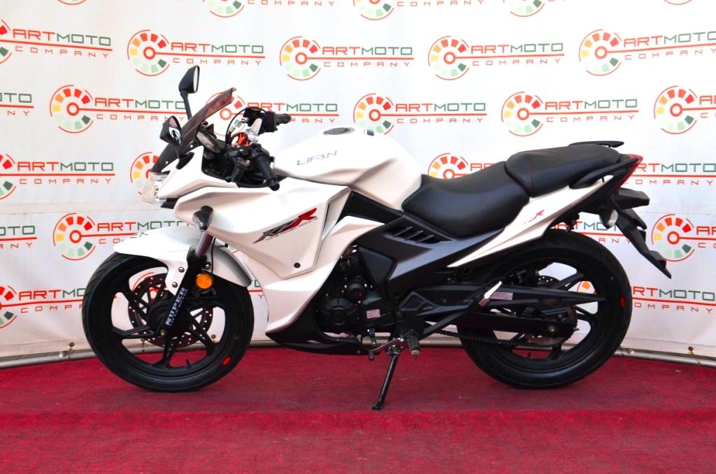 МОТОЦИКЛ LIFAN LF200-10S (KPR)  Артмото - купить квадроцикл в украине и харькове, мотоцикл, снегоход, скутер, мопед, электромобиль