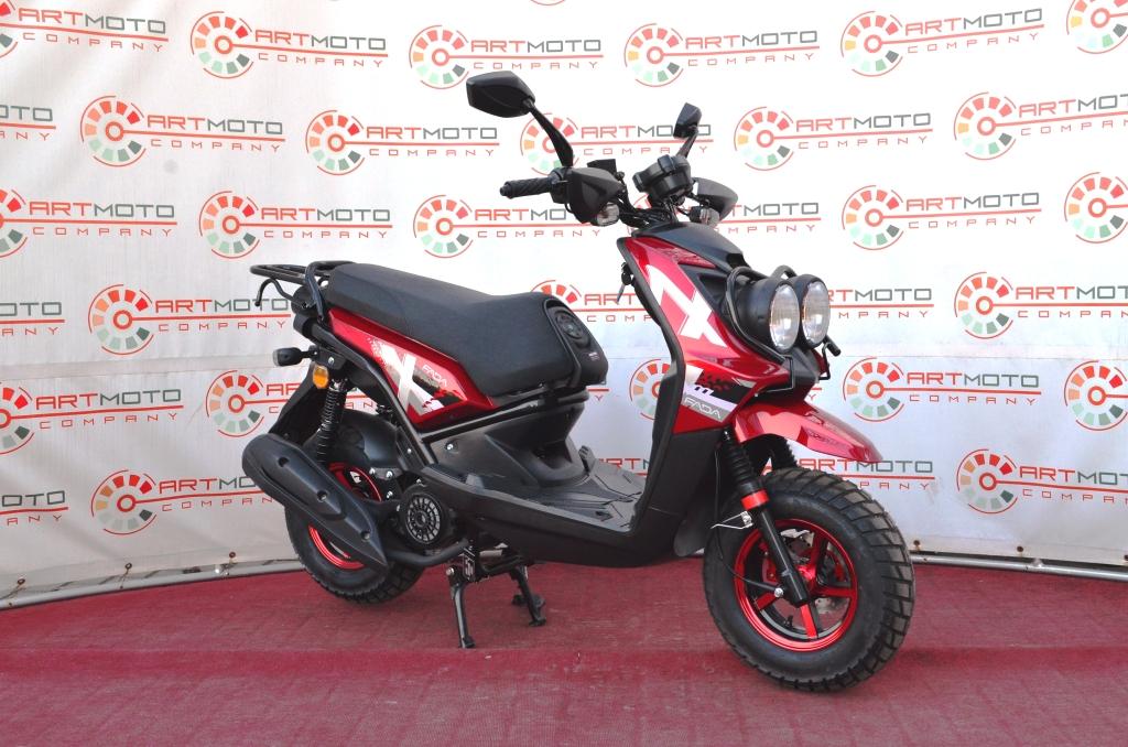 СКУТЕР FADA YB150T-35 BWS  Артмото - купить квадроцикл в украине и харькове, мотоцикл, снегоход, скутер, мопед, электромобиль