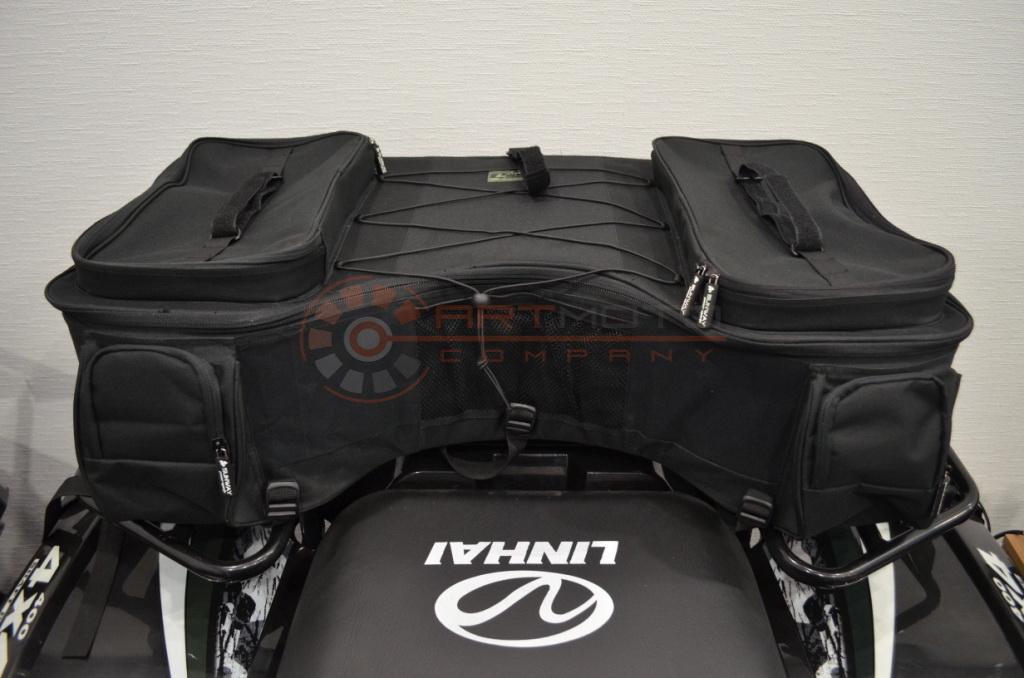 Кофр, сумка для квадроцикла SW 1020 ― Артмото - купить квадроцикл в украине и харькове, мотоцикл, снегоход, скутер, мопед, электромобиль