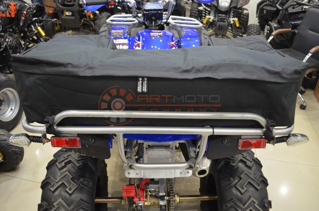 Сумка для квадроцикла Sunway 1050 черная  Артмото - купить квадроцикл в украине и харькове, мотоцикл, снегоход, скутер, мопед, электромобиль