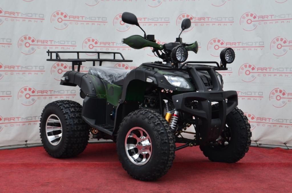 КВАДРОЦИКЛ HUMMER 200 LUX ― Артмото - купить квадроцикл в украине и харькове, мотоцикл, снегоход, скутер, мопед, электромобиль
