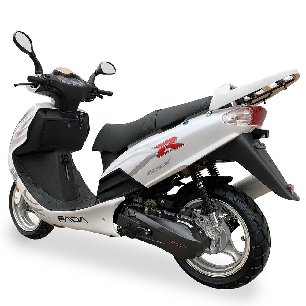 СКУТЕР FADA YB150T-15D ― Артмото - купить квадроцикл в украине и харькове, мотоцикл, снегоход, скутер, мопед, электромобиль