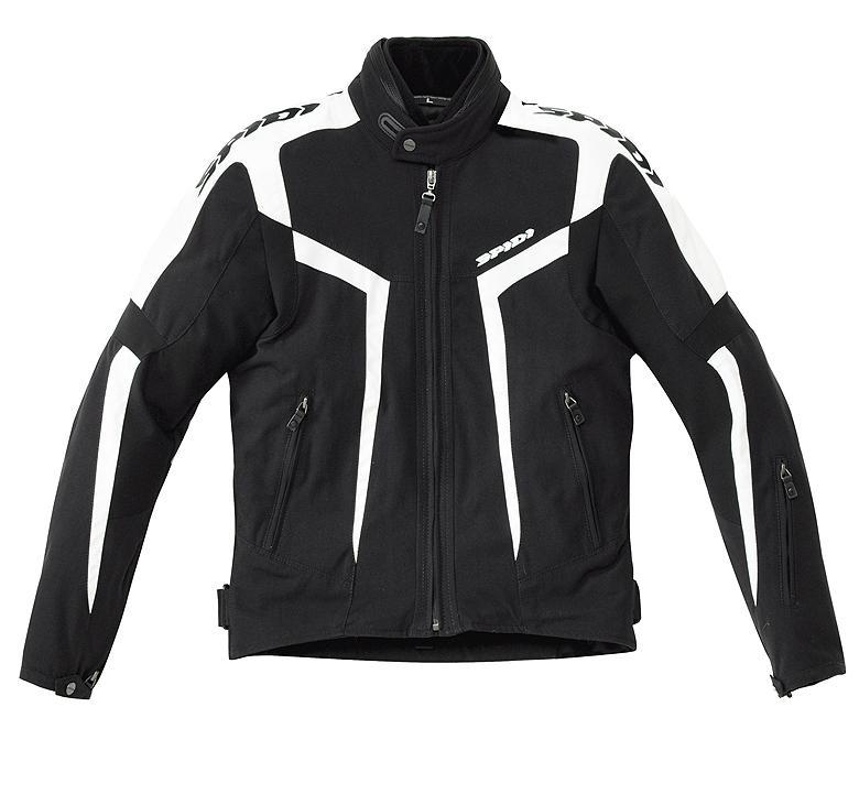 Мотокуртка Spidi GaraTex Black White  Артмото - купить квадроцикл в украине и харькове, мотоцикл, снегоход, скутер, мопед, электромобиль